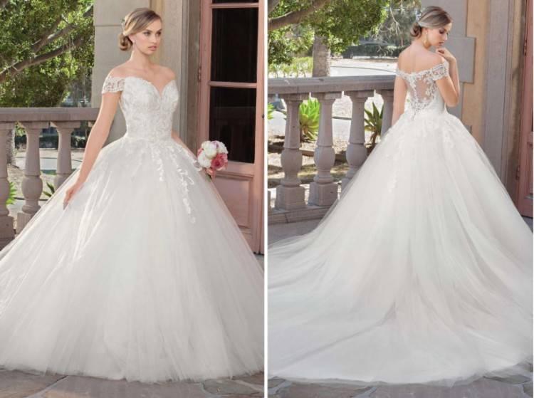 Wedding dress infographic