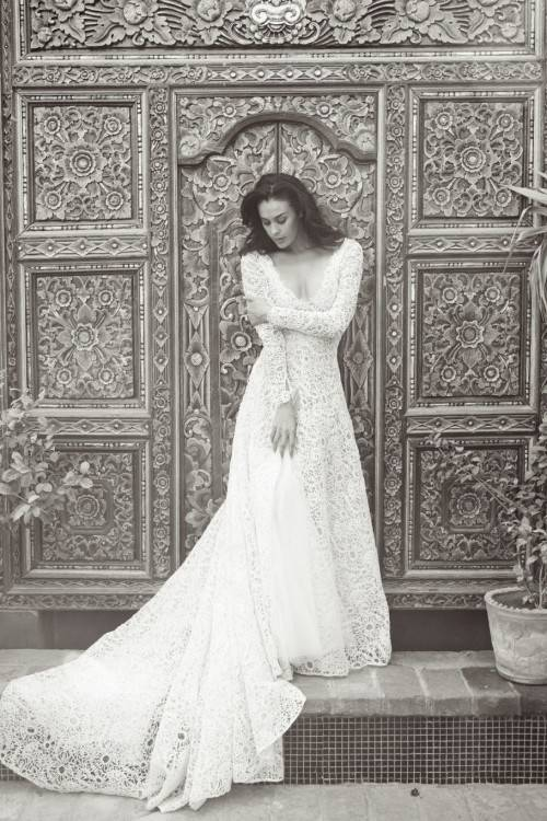 all white Wedding Gowns