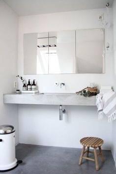 Best Minimalist Bathroom Ideas On Minimal Small House With Regard To  Inspiration Uk