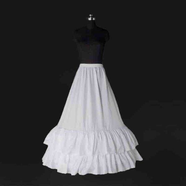 6 Styles White A Line/Hoop/Hoopless/Short Crinoline Petticoat/Slips/Underskirt Hoop Petticoat Petticoat Lane Bridal From Funiuleleyexu, $4