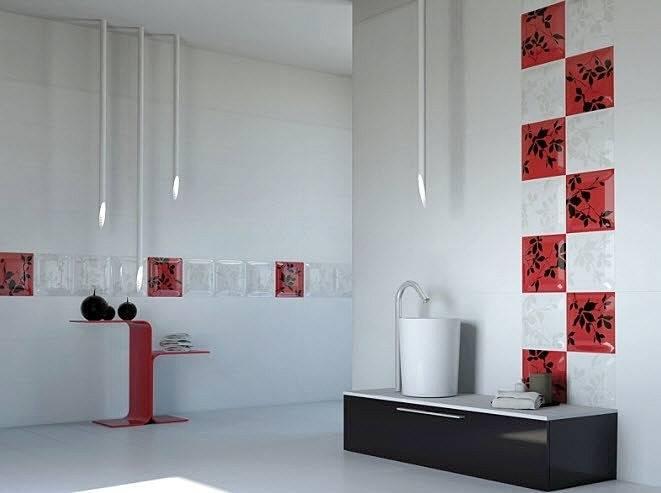 tiles bathroom design ideas bathroom with multi colored ceramic tiled wall  subway tile small bathroom ideas