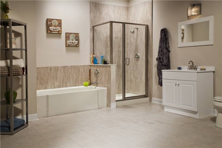 bathroom tile around tub ideas