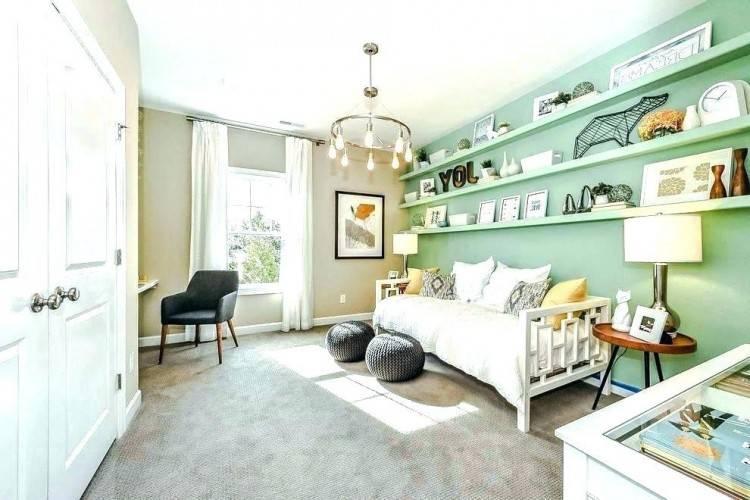mint green room decor