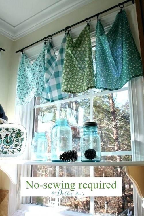 curtain valance ideas