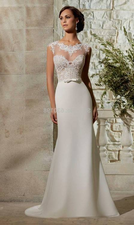 Simple Elegant Wedding Dress with Sleeves Naf Dresses Luxury Elegant  Simple Wedding Dress