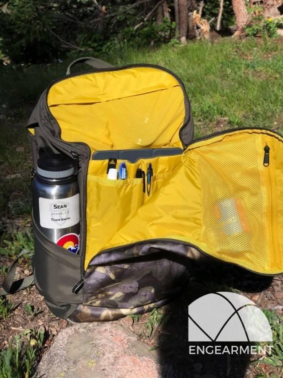 bag backpack rucksack rucksack bag men gap Dis JK3 black BLACK graphite gray GRAPHITE GREY 26L A3 present gift.