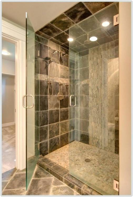 stone tile bathroom designs