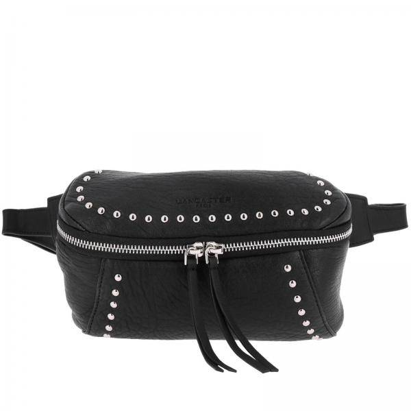 New Pu Small Waist Pack Women Rivet Fanny Pack Stripe Belt Bag Waist Money Belt Designer Bags Leather Hip Bag Phone Bags Leather Hip Bag Designer Waist Bag