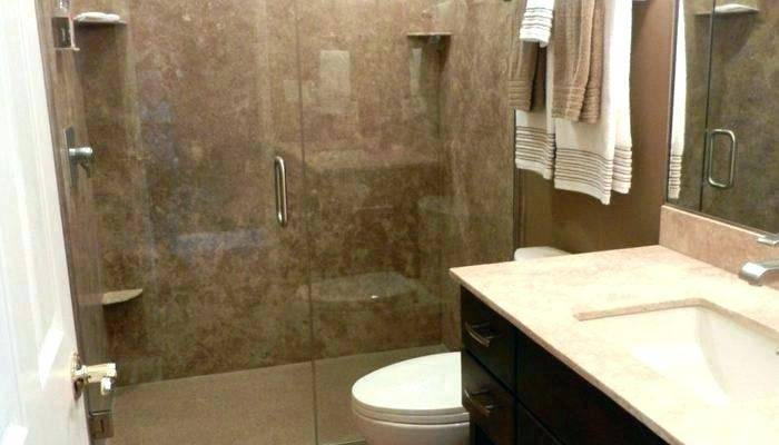 Shower Niche Ideas Bathroom Contemporary With Bench In Chorme Pertaining To  Designs