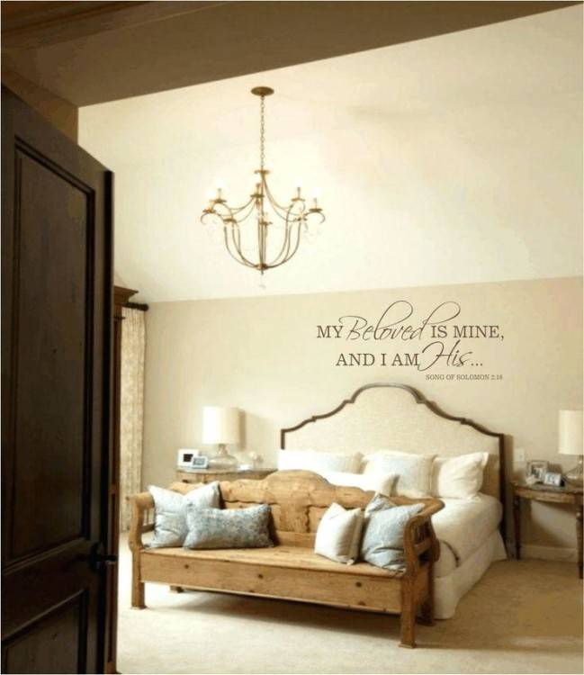 Bedroom Wall Interior Design by A H Interiors at Home Design