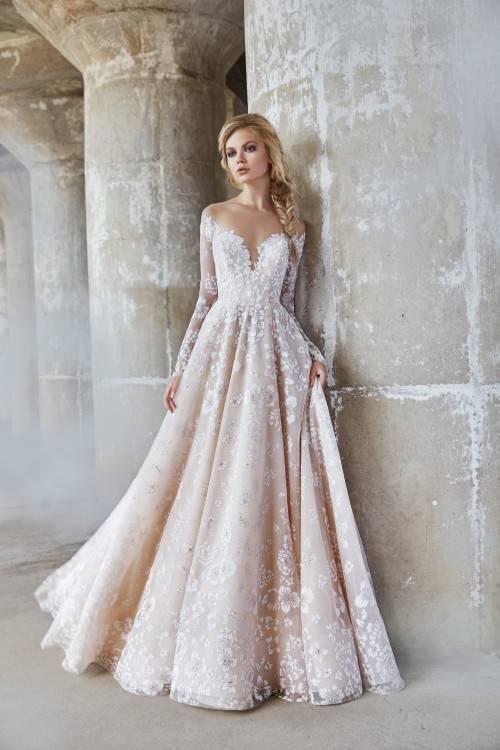 Grecian Royalty Sheath One Shoulder Sleeve Beach Wedding Dress Lindly