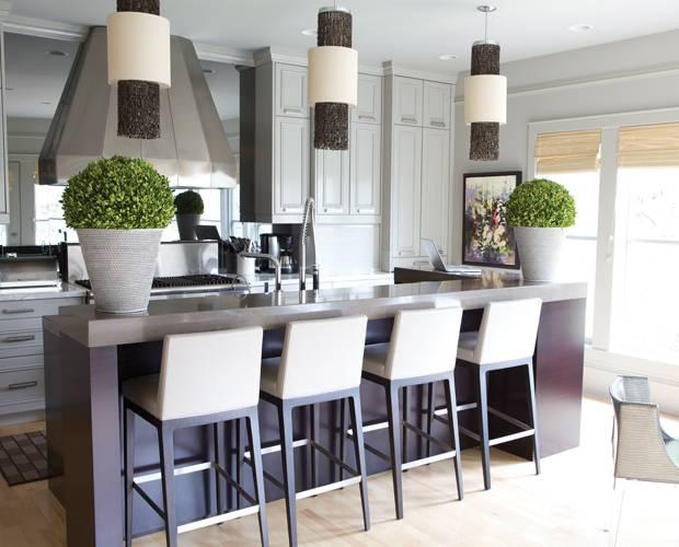 Architecture: Modern  Kitchen Wallpaper