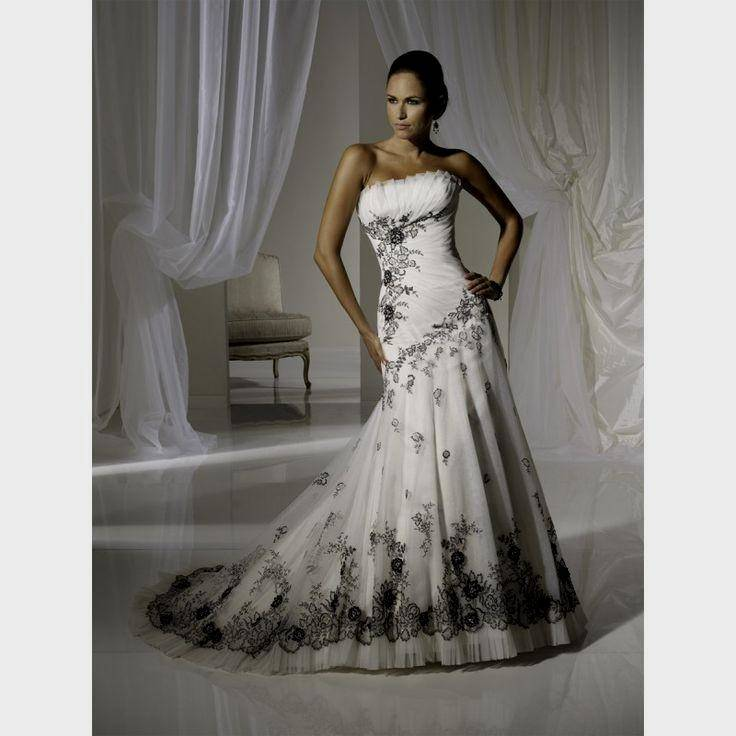 Pretty Gothic Dresses for Wedding Guests Of Gothic Style Wedding Dresses Wedding and Bridal Inspiration