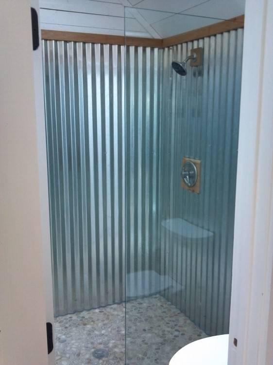 garage bathroom ideas