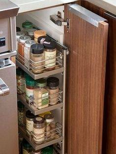 A Great Kitchen Shelving DIY Project On The Cheap | Decor | Pinterest | Kitchen, Kitchen Cabinets and Diy kitchen storage