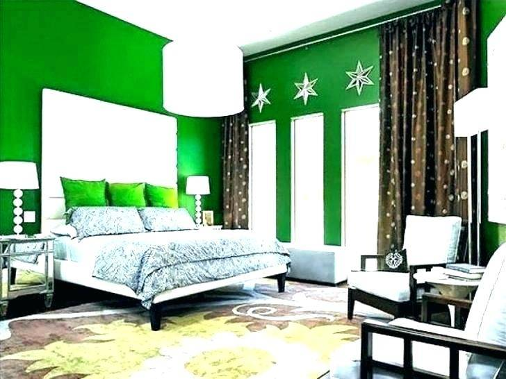 Green country bedroom in Bedroom Decoration Ideas