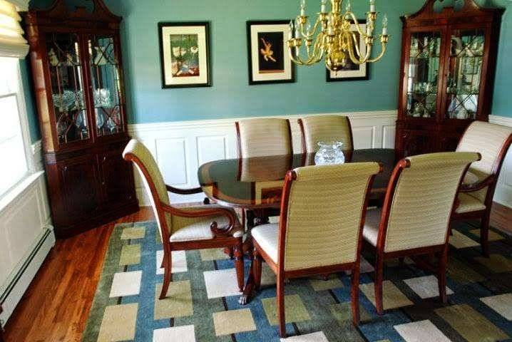 black accent wall dining room wallpaper accent wall dining room dining room  transitional with dining room