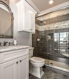 Cool 46 Beautiful Master Bathroom Remodel Design Ideas