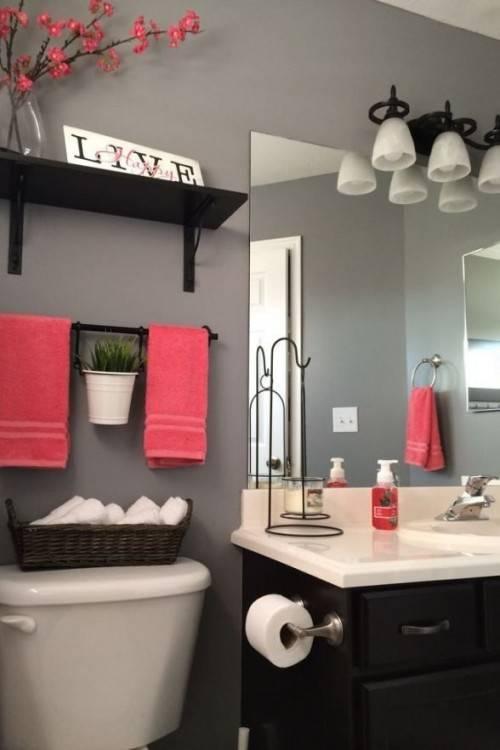 Bathroom renovations and Home Decor.