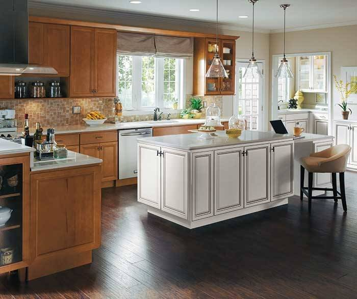 Shaker Kitchen Cabinets are a timeless choice for your home!