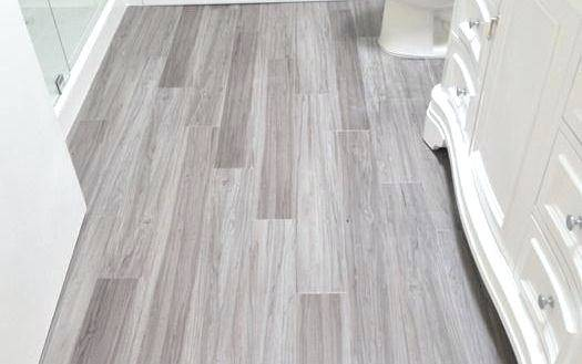 vinyl plank bathroom allure lifeproof vinyl plank flooring bathroom