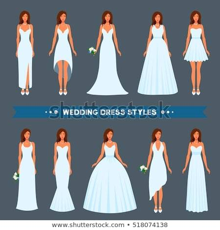 Wedding dresses,accessories set