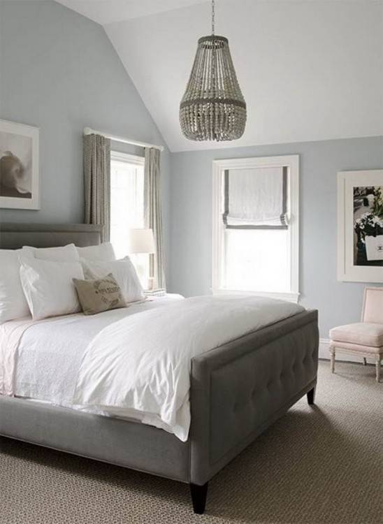 Simple and beautiful guest bedroom