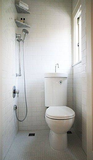 quarter bathroom designs
