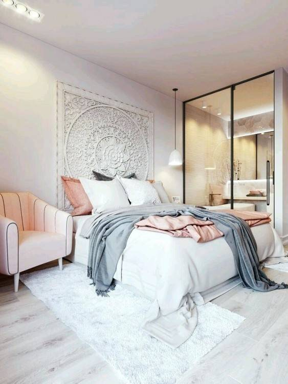 net | Styled Spaces | Bedroom, Minimalist Bedroom, Room Decor