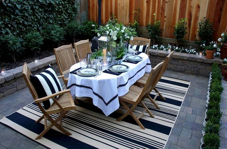 Bridgehampton Outdoor Collection Pin this! Round Acanthus Dining Table.