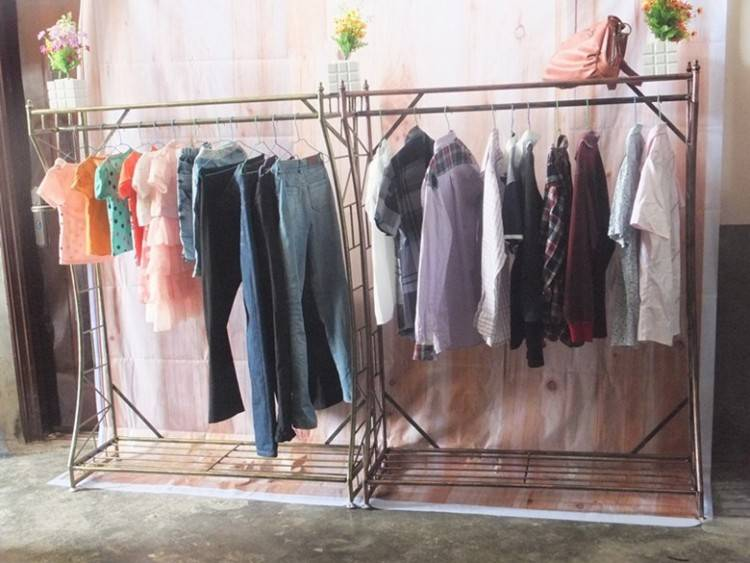 modern clothing rack clothes racks garment wardrobes love intended for garment  clothing rack modern clothing display
