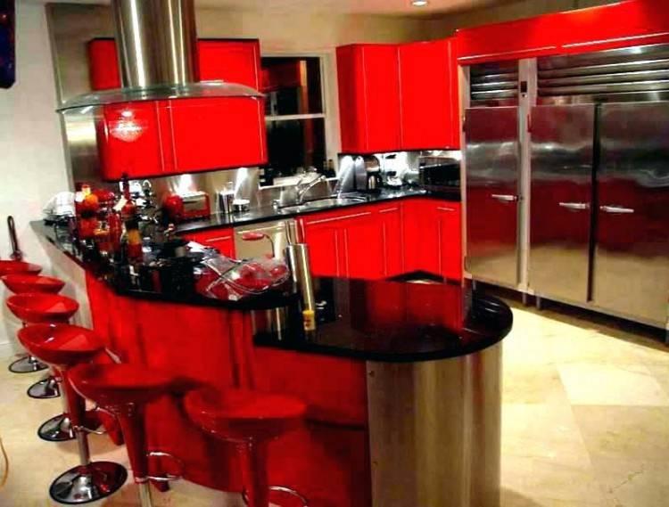 red and black kitchen decor kitchen decor ideas