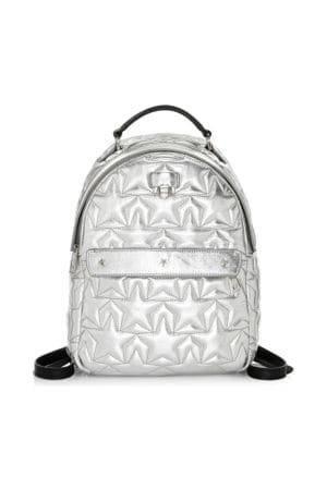 "Knomo Luggage Women's Mayfair Nylon Beauchamp Backpack 14"", Black,"