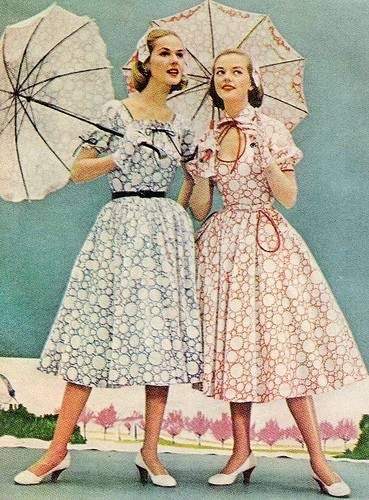 free 50s Fashion Trends
