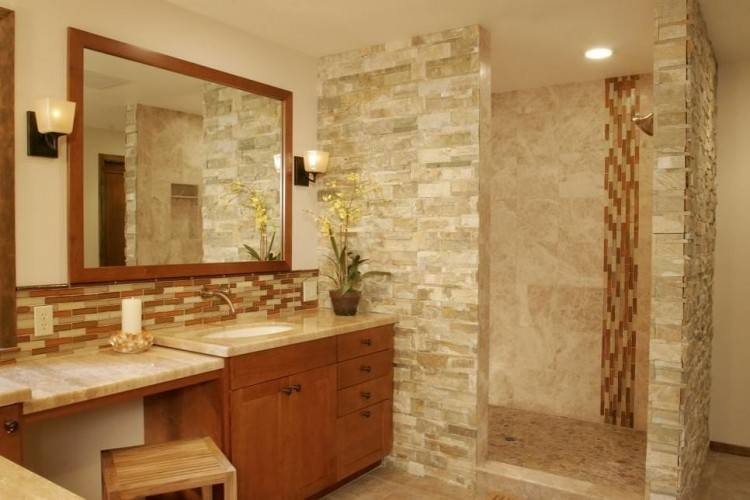 stone tile bathroom designs gray wood tile bathroom design ideas for  bathroom with stone tiles bathroom