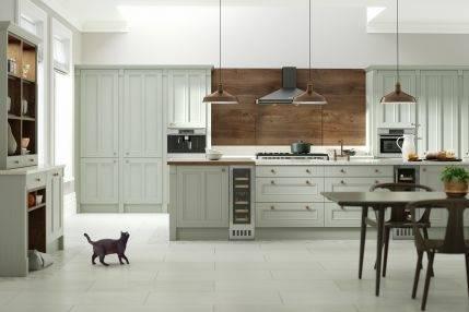Knobs Kitchen, Traditional Kitchen With Kitchen Peninsula Pendant Light L Shaped Tropical Palm Natural Luxury Kitchens Kitchen, Kitchen Design