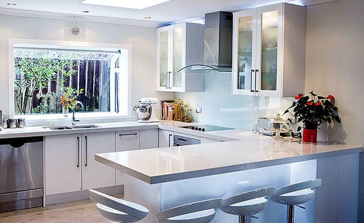 Full Size of Kitchen Design:kitchen Ideas New Zealand Homes Floor Backsplash Diner Spaces White