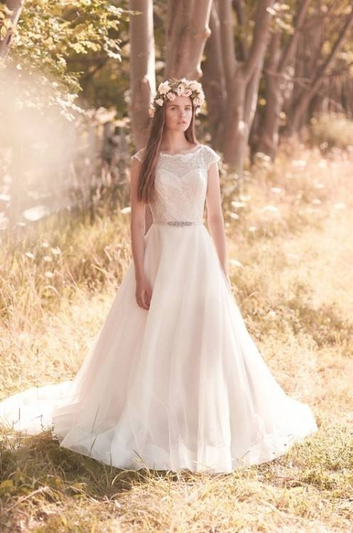 Modest Bridal Dress Modest Bridal Dress