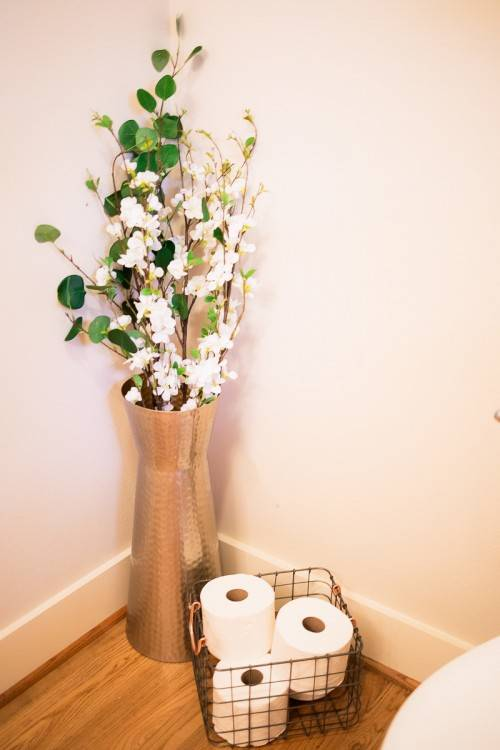 Bathroom Lighting Thumbnail size Vase Updated Bathroom Light With Sconces Over Mirror For White Decorations Vases
