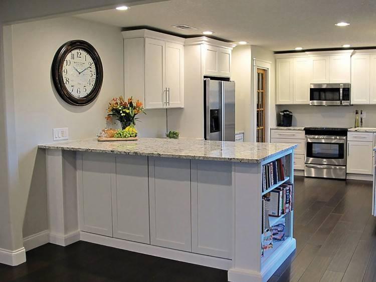 great off white shaker kitchen