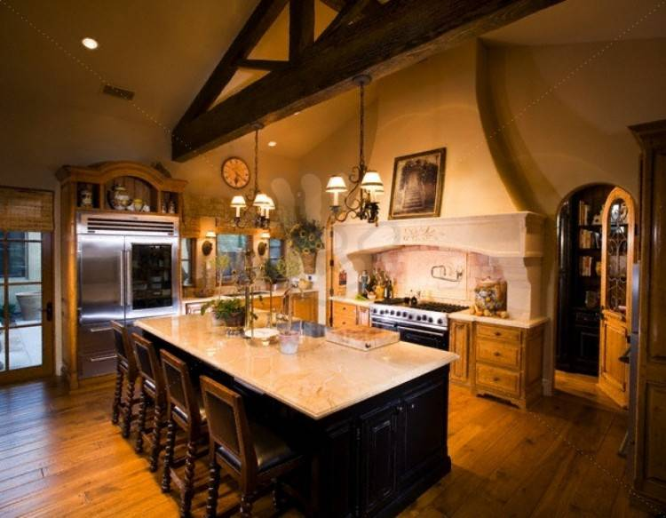 Kitchen Designs And Decoration Thumbnail size Tuscan Galley Kitchen Designs Brilliant Ideas Design Style Amp Decor