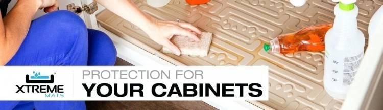 cabinet mats