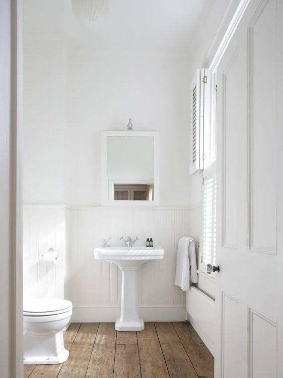 wood paneling for bathroom