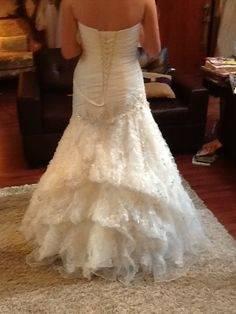 Black wedding dress Wedding dress bustle Lavender wedding dress Mexican wedding dress