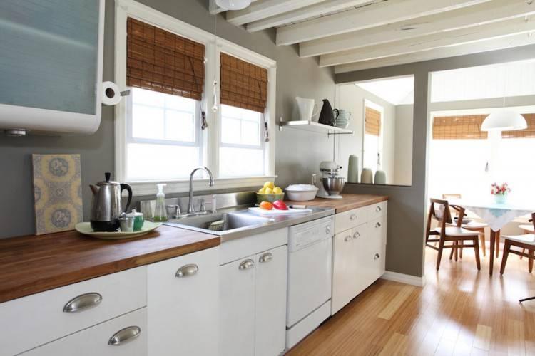 Architecture: Used Kitchen