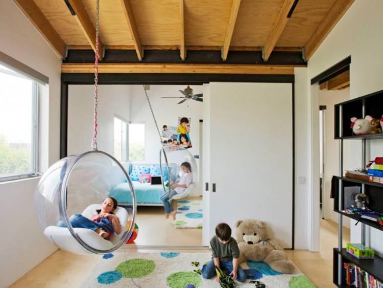 bedroom hanging