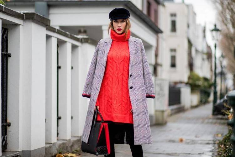 Balaclavas, ugly sneakers and oversized coats were major trends of 2018