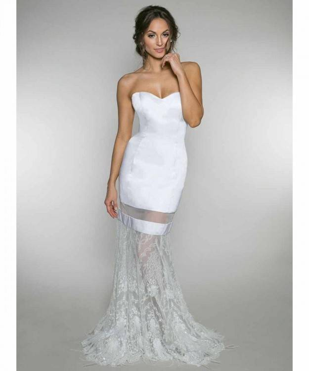 New 2018 Gorgeous Lace Mermaid Wedding Dresses Sweetheart Applique Dubai  African Arabic Style Petite Backless Wedding Bridal Gowns Vestidos Vintage  Style