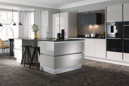 Upscale Kitchen Designs With New