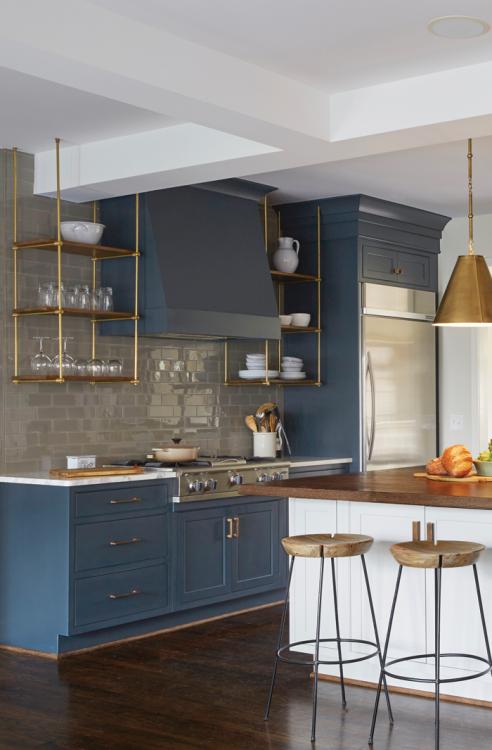 blue and white kitchen cabinets beautiful kitchen with white cabinets white marble and dark blue island